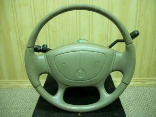 Steering Wheel Column Buick Century TAN 2001 2005 26091121 2751
