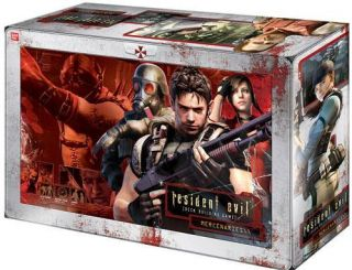 Mercenaries Resident Evil Deck Building Game BAN23805 New