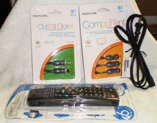 Motorola Dual Tuner DCT6412 2005 DVR HDTV Cable Box