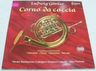 Works for Corno Da Caccia George Philipp Telemann Appricio DMM Digital