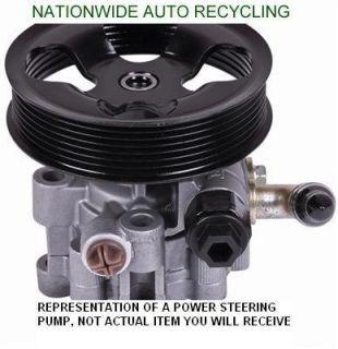 Power Steering Pump Cadillac Catera 97 98 99 00 01
