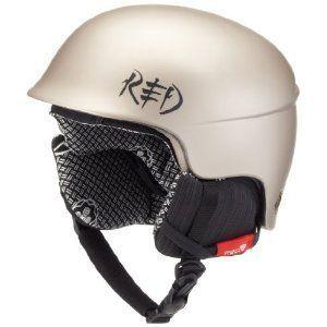 New Red by Burton Theory Ski Snowboard Snowports Helmet White Size XL