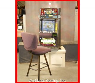 risque business slot machine