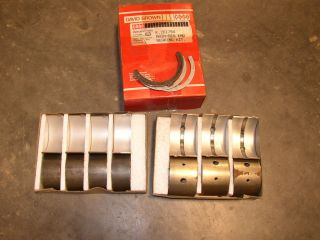 David Brown Case Tractor Crankshaft Bearing Kit