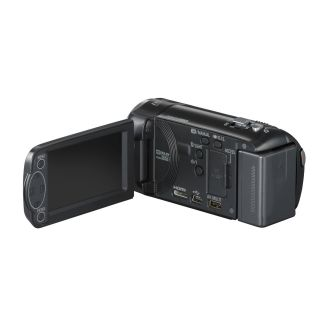 panasonic hdc sd40k hd sd card camcorder black in great cosmetic