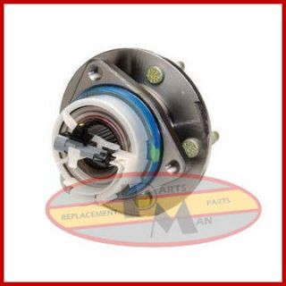 New Front Wheel Bearing Hub ABS and Plastic Wire Clip