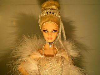 Barbie THE WHITE SWAN LIMITED 37 99 RARE BOB MACKIE BYRON LARS FACE
