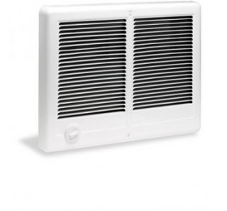 Cadet CSTC302TW 240 Volt Electric in Wall Fan Heater com Pak Twin Plus