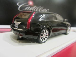 43 2011 Cadillac cts Sport Wagon Black Raven by Luxury Collectibles