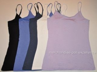 New Sizes s XL Lady Hathaway Soft Top Shirt Camisole Cami Many Colors