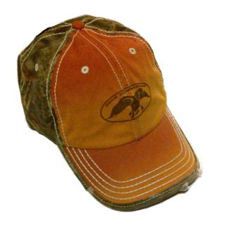 Duck Commander Orange Camo Baseball Cap Hat Duck Hunting Duck Dynasty