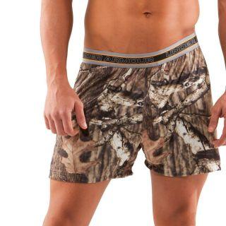 Under Armour Men's Camo Boxer Shorts