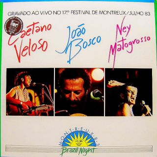 Brazil Night Montreaux 83 Caetano Veloso Joao Bosco