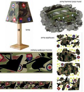 military army camouflage wallpaper border self stick description we