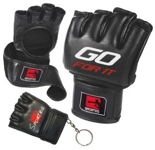Sporteq Martial Arts Cage Fighting Gloves MMA Cage UFC
