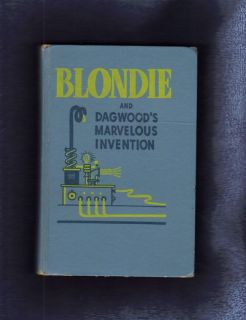 1947 Blondie and Dagwoods Marvelous Invention C Young
