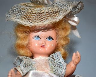 1940s Hollywood Doll Nursery Rhymes Pat A Cake Doll Original Box