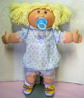2008 Cabbage Patch Kids Doll 25th Anniversary Paciface