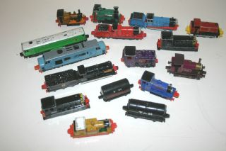 Large Lot of Thomas Friends Ertl Trains