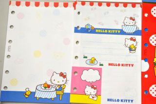 2012 10 2013 Hello Kitty Schedule Book LV Agenda Refills Diary Sanrio
