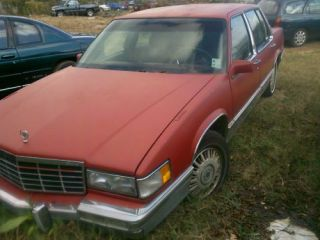 1993 Cadillac Sedan DeVille Auto Parting Out Parts