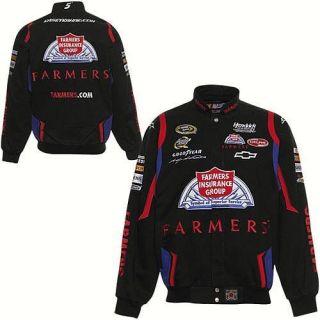Kasey Kahne 2012 Farmers Insurance Uniform Jacket JH Design Adult 2X