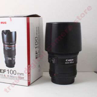 is it a canon lens stainless steel mug interior superior top grade