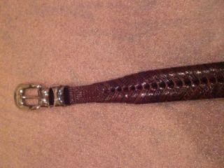 cale mens belt size 34 spain