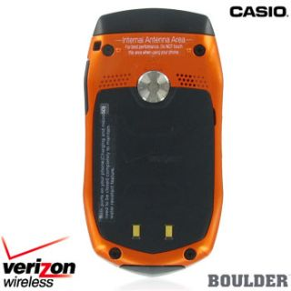 GzOne Boulder Waterproof Camera Cell Phone No Contract Verizon