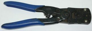 AMP Amplimite HD 20 32 20 AWG Hand Crimp Tool 603547 1 Tyco Crimping