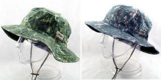 Cool Camo Bucket Sun Protection Fishing Camouflage Hat