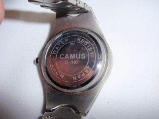 Camus Cognac Promotional Mens Wrist Watch