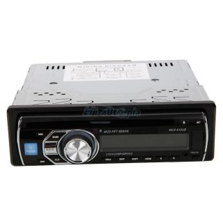 new single din car dvd audio stereo player 610