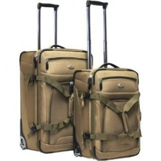 CalPak Journey 2 Piece Expandable Luggage Set