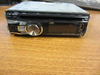 JVC KD R520 USB CD MP3 WMA Car Stereo CD Receiver