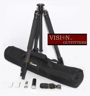 Carbon Fiber Tripod Package Binoculars Spotting Scopes Zeiss Swarovski