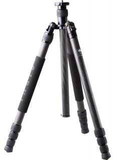 Sirui N2204 Prof 8X Carbon Fiber Tripod / Monopod  Full Sized Travel