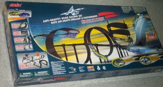 Anti Gravity Electric Slot Car Race Track Set Cars 45 74 Huge
