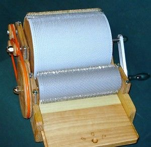 SCP Standard Double Drum Carder High Quality