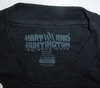 New Carey Hart Huntington Tattoo Studio Las Vegas T Shirt Sz Mens 2XL