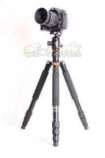 Compact & Portable Digital Camera Travel Tripod Ball Head Professional
