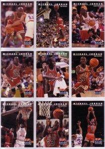 1992 Skybox USA Basketball Dream Team   Complete 110 card Set