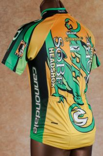 Z7 M Cannondale Sobe Head Shok SRAM Cane Creek Bicycle Cycling Jersey