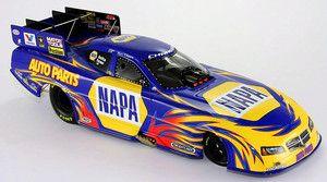 Ron Capps NAPA Auto Parts 2010 Dodge Charger Mopar Diecast NHRA Race