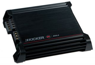 Kicker Car Audio 12 Single C12 Comp Ported Speaker Sub Box Enclosure