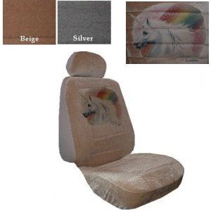 SEAT COVERS CAR TRUCK SUV UNICORN LOW BACK pp #4