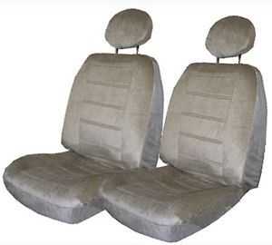 Tan Car Truck SUV Seat Covers Front Great Value