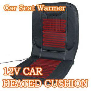 New Car Seat Cushion HEATED SEAT COVER CAR WARMER Cigarette 12V BEST