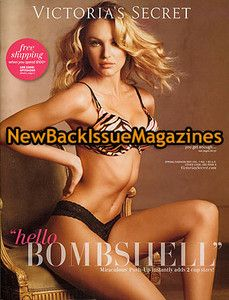 Secret Spring Fashion 3 11 Candice Swanepoel March 2011 New