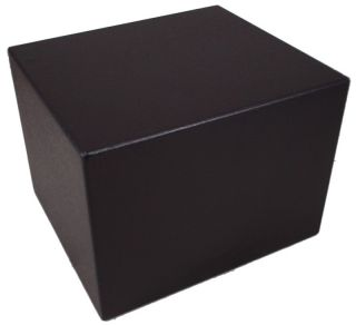 Car Stereo Single 12 Ported Subwoofer Box Coated MDF Bass Speaker Sub